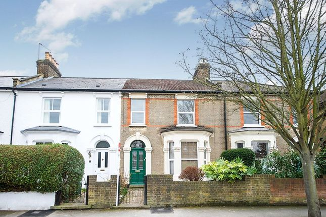 Thumbnail Terraced house for sale in Clarence Road, London
