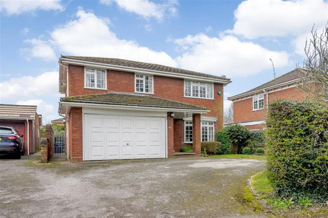 Thumbnail Detached house for sale in Chapel Lane, Whittington, Lichfield