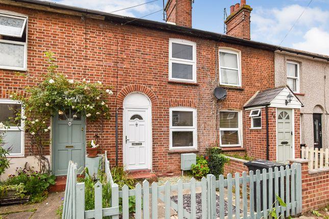2 bed terraced house for sale in Cross Road, Maldon CM9