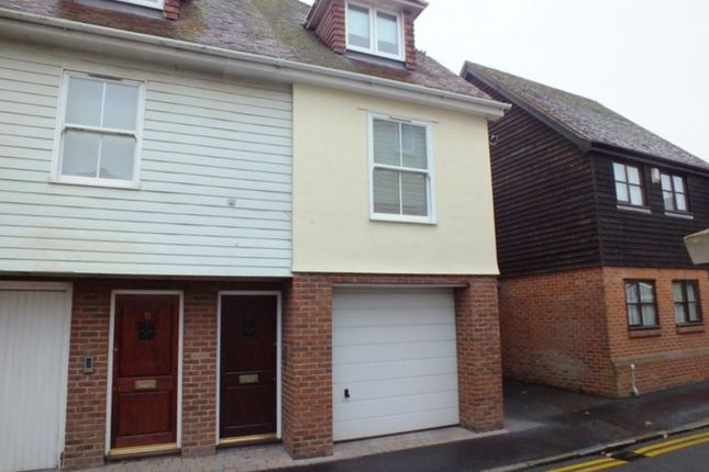 Terraced house to rent in Chapel Street, Hythe
