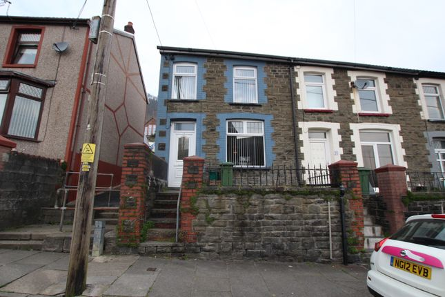 3 bed end terrace house for sale in Aberdare Road, Abercynon, Mountain Ash CF45