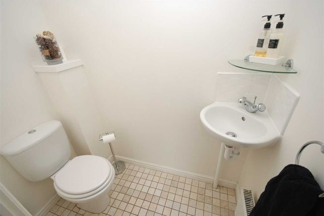 Downstairs WC: of Meiklelaught Place, Saltcoats KA21