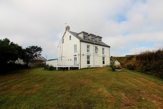 Thumbnail Farmhouse for sale in Newbridge, Penzance