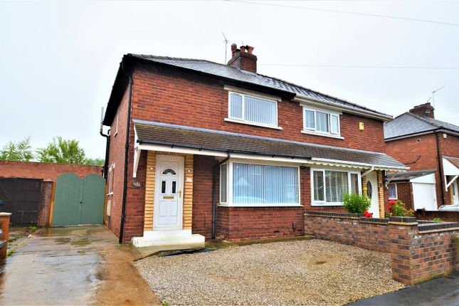 Thumbnail Semi-detached house for sale in Fairfield Road, Doncaster