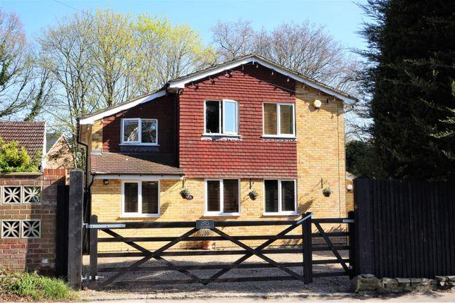 Thumbnail Detached house for sale in Aldershot Road, Fleet