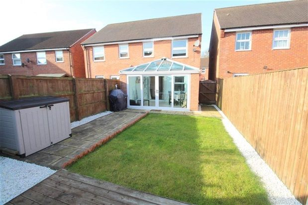 Rear External of Parish Gardens, Leyland PR25