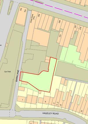 Thumbnail Land for sale in Barn Lane, Handsworth, Birmingham, West Midlands