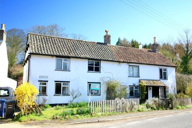 Thumbnail Detached house for sale in High Street, Yelling, St. Neots