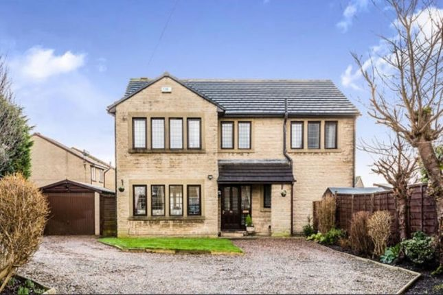 Thumbnail Detached house for sale in Tanner Street, Liversedge
