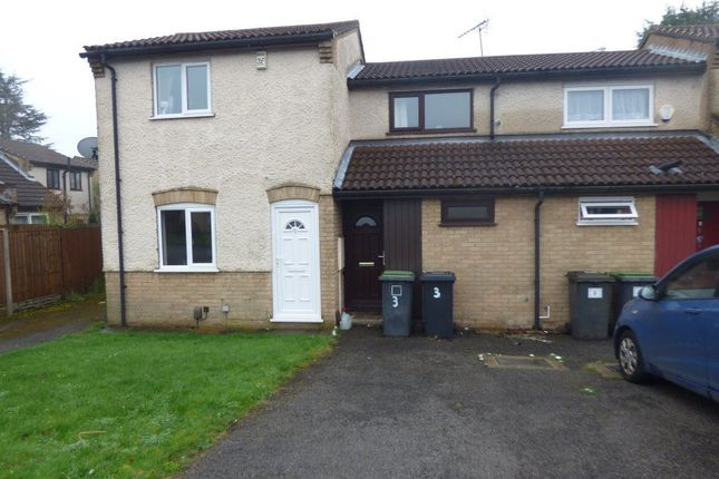 Thumbnail Terraced house to rent in Wimpole Road, Beeston, Nottingham