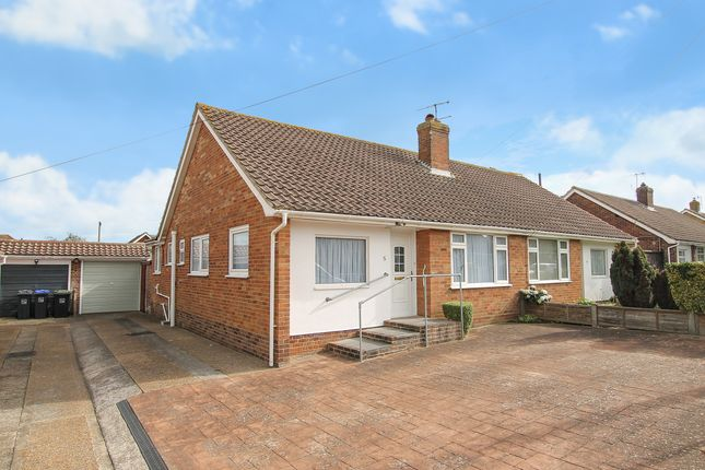 3 bed semi-detached bungalow to rent in Brook Way, Lancing BN15