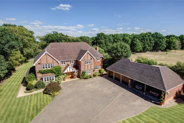 Thumbnail Detached house for sale in Howe Lane, Binfield, Berkshire