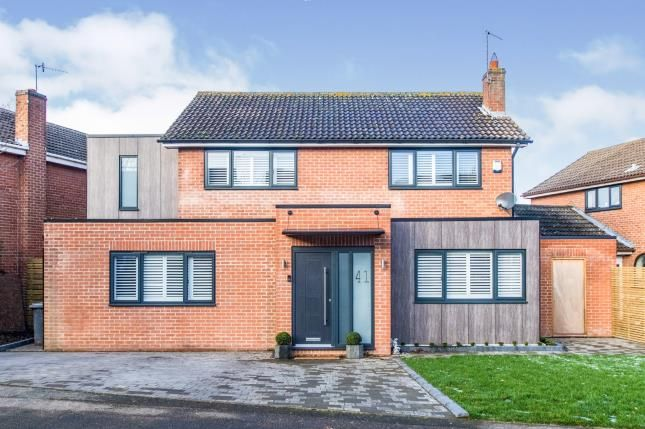 Detached house for sale in Willow Road, West Bridgford, Nottinghamshire