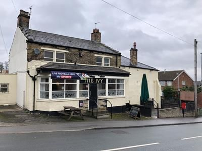 Thumbnail Pub/bar for sale in The Ivy Hotel, 100 Valley Road, Pudsey, Leeds, West Yorkshire