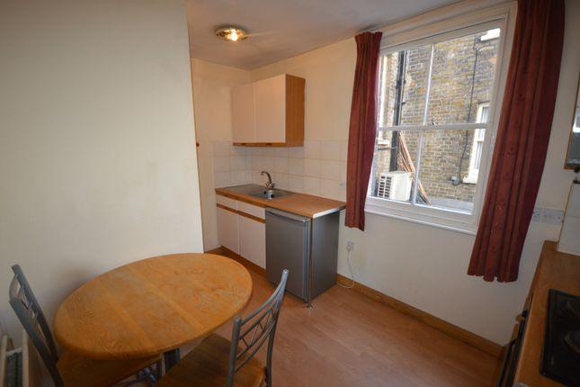 Studio to rent in King's Cross Rd, London