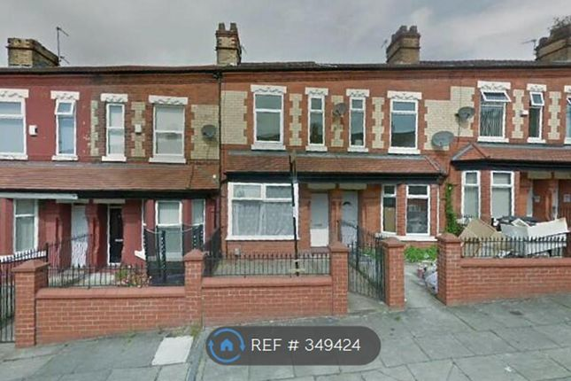 Thumbnail Terraced house to rent in Manley Street, Salford