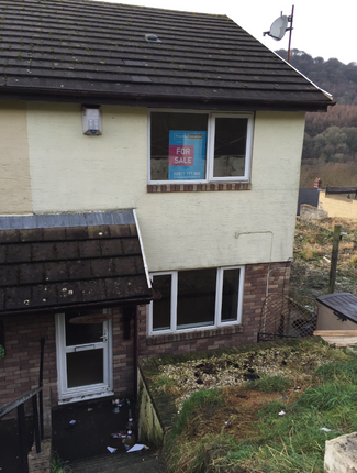 Semi-detached house for sale in Yew Tree Cottages, Cwmfelinfach