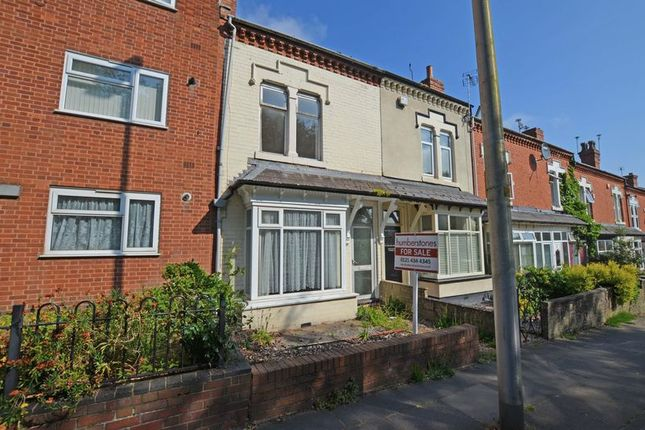 Thumbnail Terraced house for sale in Lightwoods Hill, Bearwood, Smethwick
