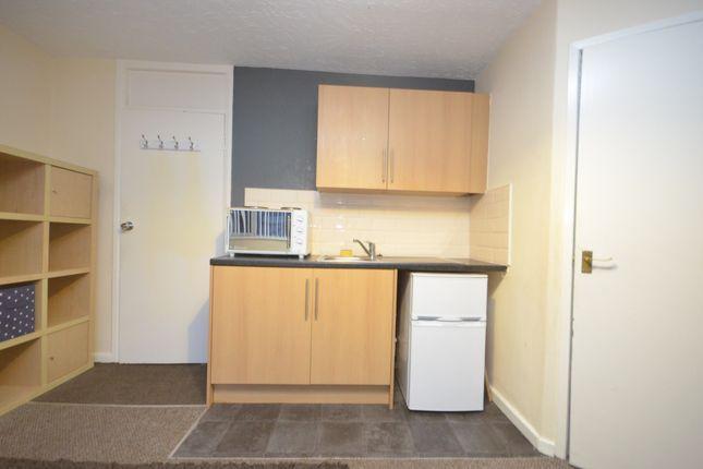 Kitchen of Studio 1, Hazel Close, Blackburn BB2