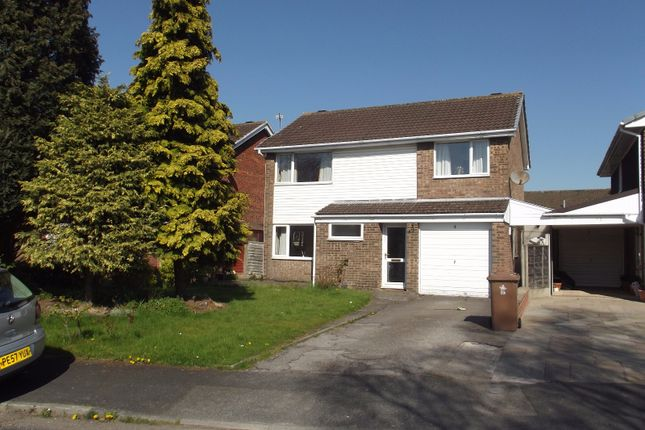 4 bed detached house to rent in Oakridge Close, Fulwood, Preston