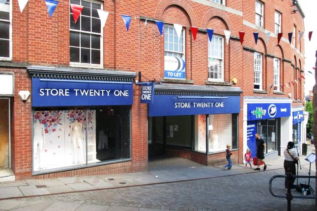 Thumbnail Retail premises to let in Market Place, Ross-On-Wye