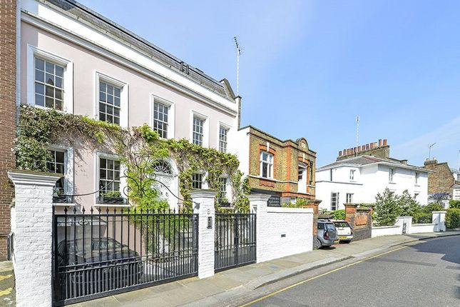 Thumbnail Terraced house for sale in Jubilee Place, Chelsea, London