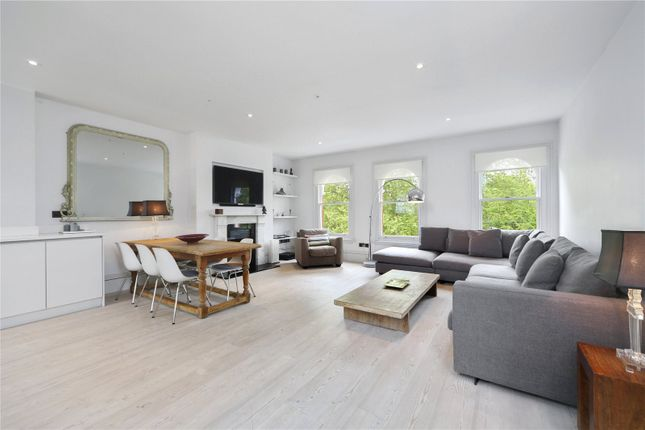 Thumbnail Flat to rent in Harvist Road, London