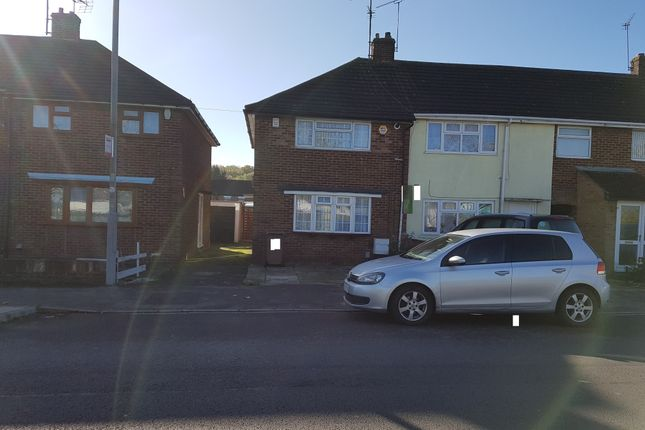 Thumbnail Semi-detached house for sale in Dallow Road, Luton