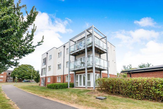 Thumbnail Flat to rent in Mallory Road, Basingstoke