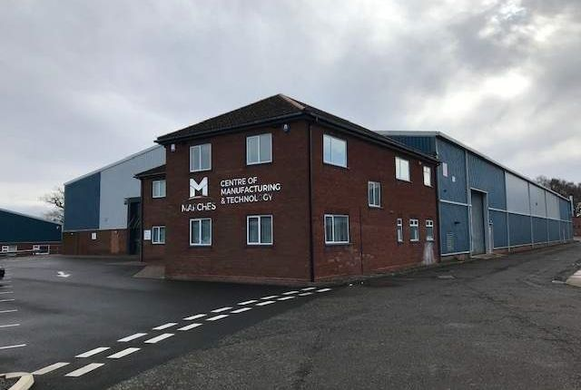 Thumbnail Light industrial to let in Building 10, Stanmore Industrial Estate, Bridgnorth