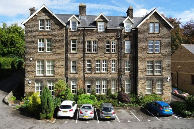 Thumbnail Flat for sale in Cavendish Mill, Smedley Street, Matlock, Derbyshire