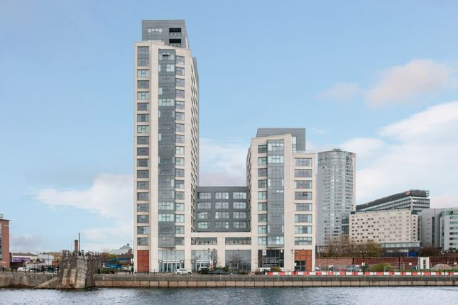 Thumbnail Flat for sale in Princes Dock, City Centre
