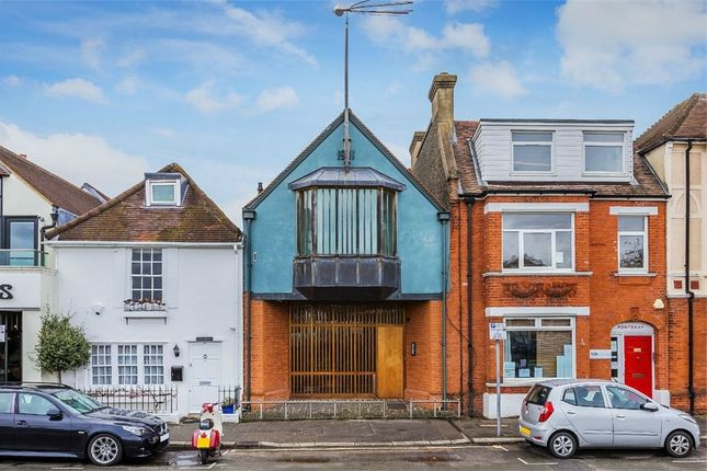 Thumbnail Terraced house for sale in 13-15 Creek Road, East Molesey, Surrey