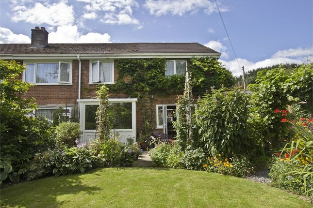 Thumbnail Semi-detached house for sale in Frankwell, Llanidloes, Powys