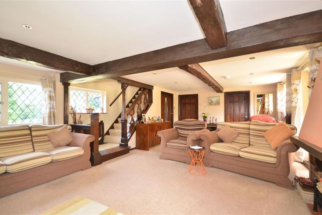 Thumbnail Detached house for sale in Kite Hill, Wootton Bridge, Ryde, Isle Of Wight