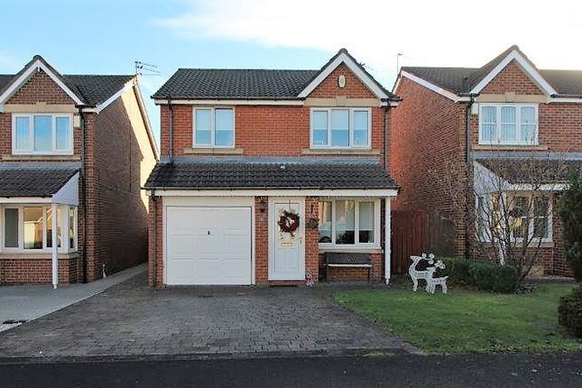 Thumbnail Detached house for sale in Honister Way, Blyth
