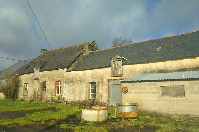 Thumbnail Country house for sale in Mohon6802Flg, Bréhan, Rohan, Pontivy, Morbihan, Brittany, France