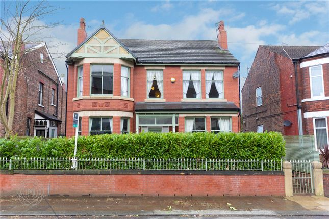 Thumbnail Detached house for sale in Devonshire Road, Salford, Greater Manchester