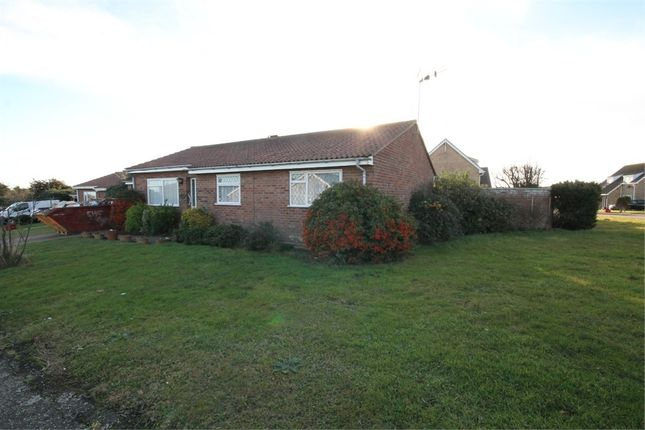 Thumbnail Detached bungalow for sale in Clays Road, Walton On The Naze