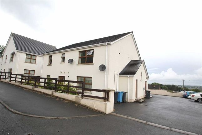 Thumbnail Flat to rent in Grove Hill Court, Ballynahinch, Down