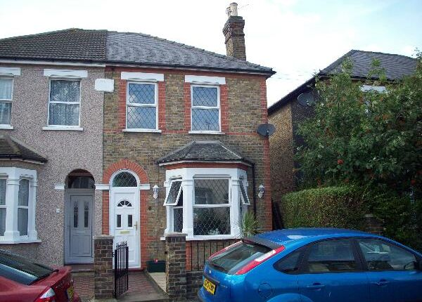 Thumbnail Semi-detached house for sale in Colonial Road, Feltham