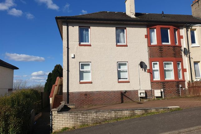 Thumbnail Flat to rent in Green Road, Paisley