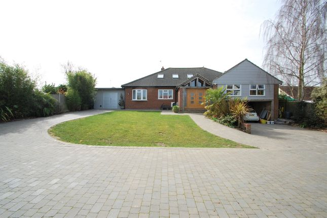 Thumbnail Detached house for sale in Seldon Road, Tiptree, Colchester