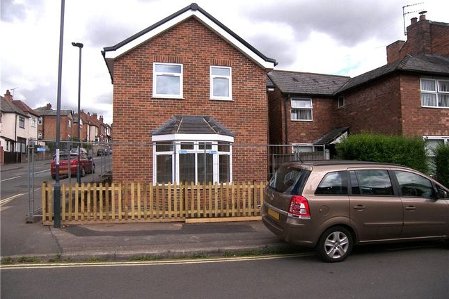 Front of Cornwall Road, Derby DE21