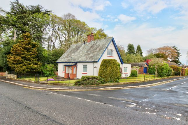 3 bed bungalow for sale in Park Road, Scotby, Carlisle CA4