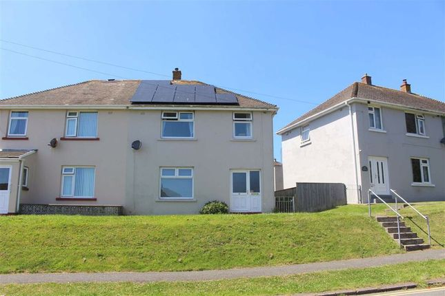 3 bed semi-detached house for sale in Coombs Drive, Milford Haven SA73