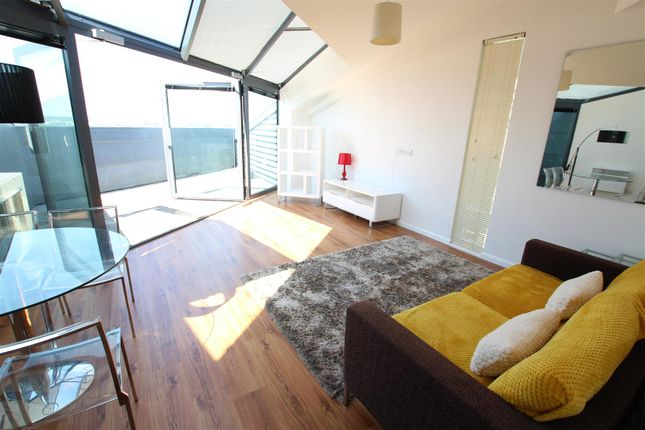 Flat for sale in 15 Mann Island, Liverpool, City Centre
