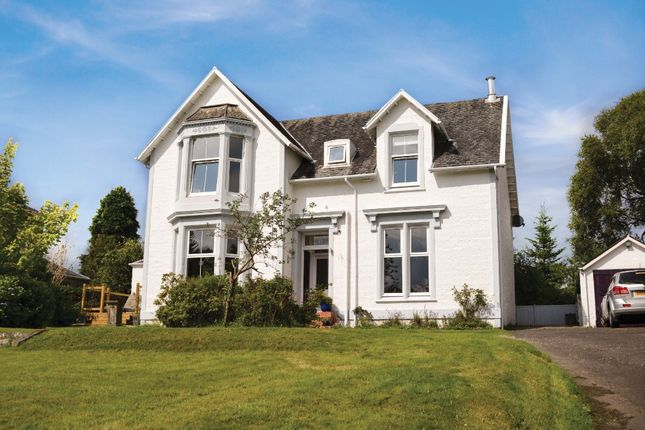 Thumbnail Detached house for sale in Montrose Street East, Helensburgh, Argyll & Bute