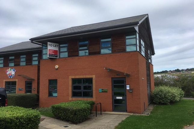 Thumbnail Office to let in Unit 10, Keel Row, The Watermark, Gateshead, Tyne & Wear