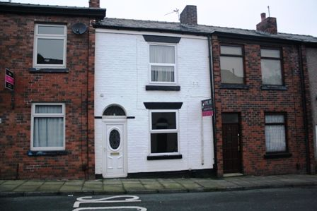 Thumbnail Terraced house to rent in Rupert Street, Radcliffe